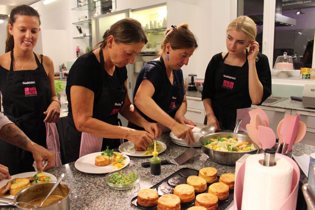 """ks actuaries bei """"das Kochwerk"""", Sommer 2019"""